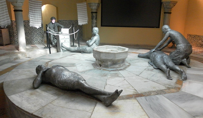 Музей турецкой бани в Акко