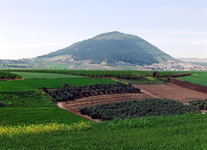 Священная гора Фавор