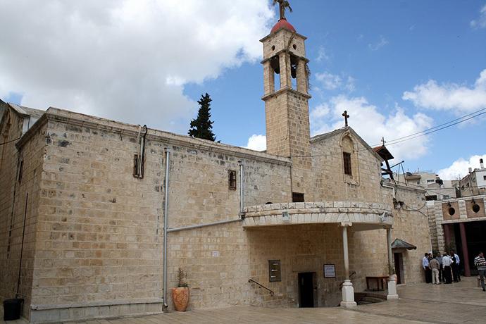 Собор Святого Габриэля в Назарете