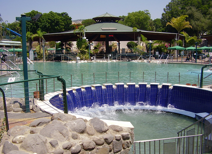 Горячие ванны Хамат-Тверии