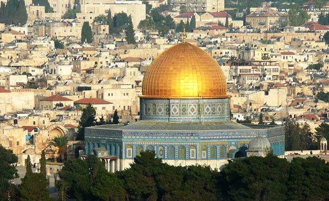 Израиль - вид с южной части города