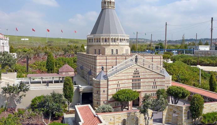 Церковь Благословения в Назарете